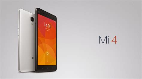 Home Design Software 2014 by Xiaomi Mi4 Official With Metal Frame And Flagship Specs