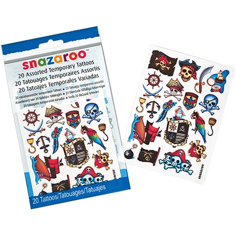 fake tattoos walmart snazaroo boys assorted temporary tattoos 20pk walmart