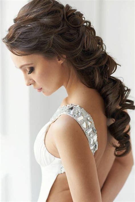 Hochzeitsfrisur Lange Haare Locken by 44 Sch 246 Ne Hochzeitsfrisuren F 252 R Lange Haare Archzine Net