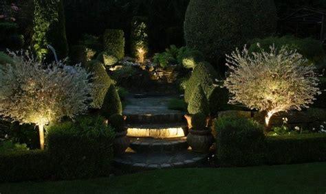 Led Gartenbeleuchtung by Led Gartenbeleuchtung 50 Ideen F 252 R Zauberhafte Lichteffekte