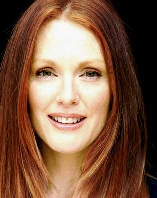 julianne moore natural hair color julianne moore hair color formula and haircut photos
