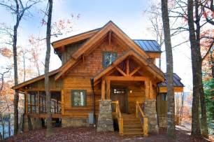Log Cabin Floor Plans With 2 Bedrooms And Loft Camp Cullowee Cottage Rustic Mountain Timber Frame Home