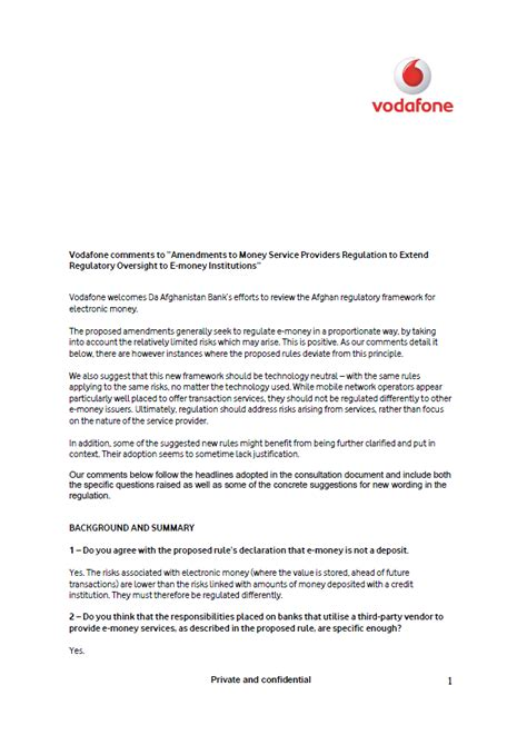 Vodafone Closing Letter cover letter confidential confidential fax cover sheet at