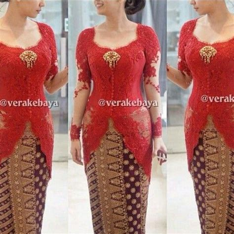 Kebaya Gold Biru Payet by Baju Kurung Merah Gold Search Tradisional Cloth