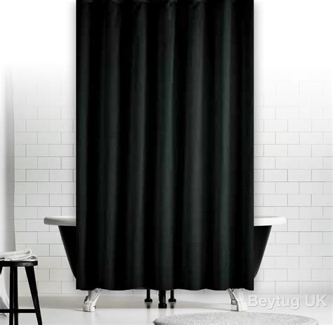 do shower curtains come in different lengths beytug shower curtains all shapes and sizes