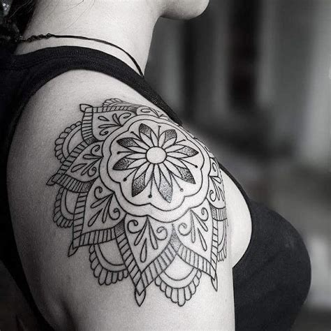 mandala tattoo shoulder tattoo collections