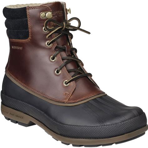sperry top sider boots mens sperry top sider cold bay boot s backcountry