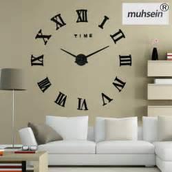 Jam Dinding Modern 3d Frameless Large Wall Clock Diy Dekorasi Dinding popular modern wall clock buy cheap modern wall clock lots