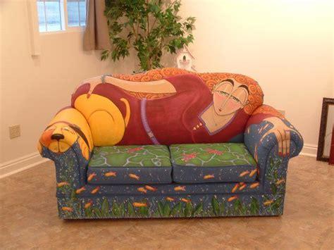 painted sofa se pinterests topplista med de 25 b 228 sta id 233 erna om funky