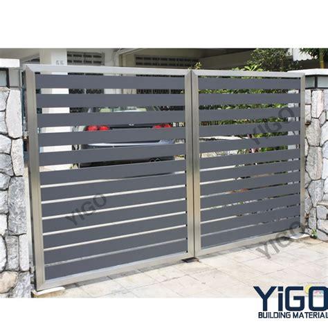 house gate designs steel gate design home buy