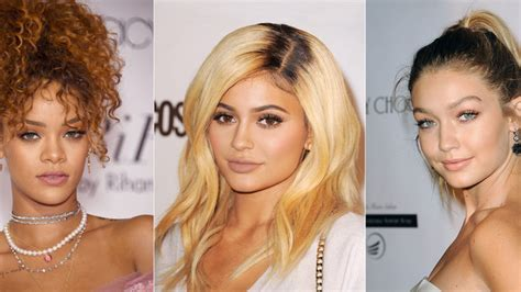 hairstyles for growing out color how to grow your roots out instyle com
