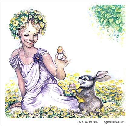 goddess easter cratyr happy eostre day