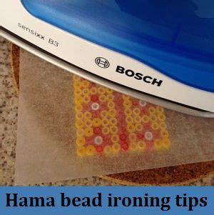 perler bead ironing tips ironing tips for hama crafts perler and my