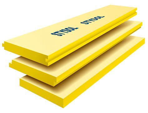 pannelli isolanti termici per soffitti pannelli isolanti in polistirene estruso stysol venest