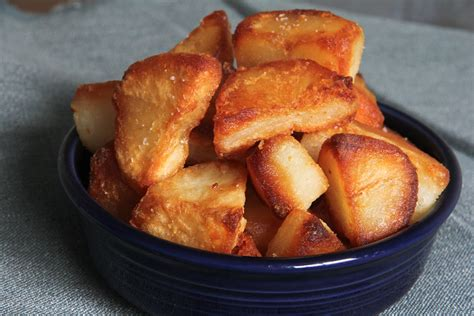 best roast potatoes make the best roast potatoes with one magic ingredient