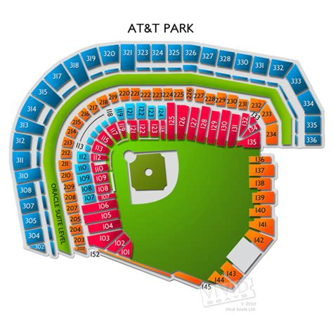 at t park seating map at t park tickets at t park seating chart seats