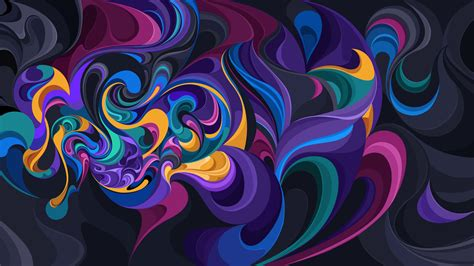 colorful abstract wallpaper wallpaper colorful designs hd abstract 10962