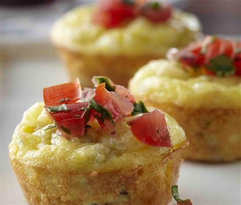 kid friendly cold appetizer recipes mini cheese green chili quiches 187 ohio eggs