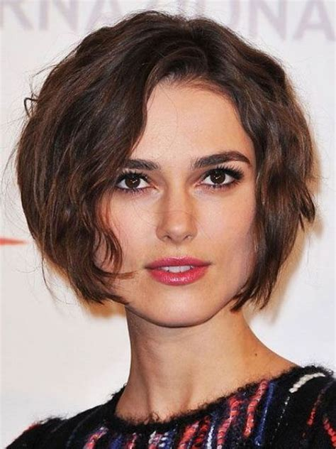 wavy bobs for square faces 50 best short hair images on pinterest