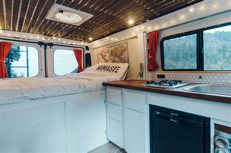 DIY Promaster Campervan Conversion Guide (Part I)   Fun