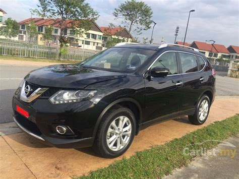 Nissan X Trail 2 5 2015 nissan x trail 2015 2 5 in selangor automatic suv black