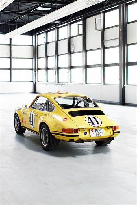 Porsche 2 5 St by Porsche 911 St 2 5