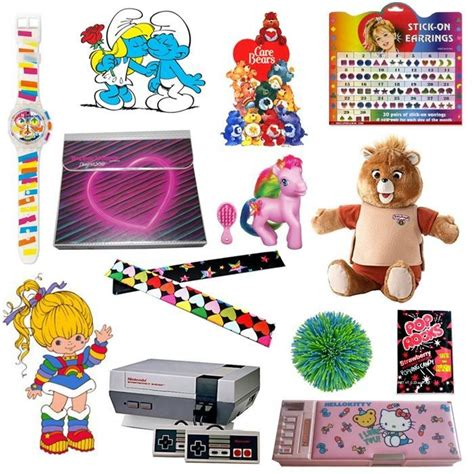 most popular things for kids 80s stuff my quot childhood quot 1982 2000 pinterest