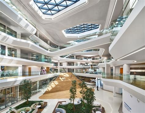 plus design jakarta indonesia unilever headquarters aedas archdaily