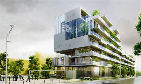 immeuble de bureaux facea references construction d un immeuble de bureaux