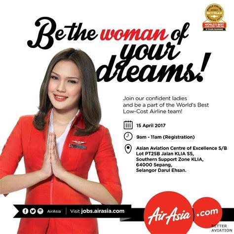 airasia walk in interview airasia cabin crew walk in interview april 2017 better