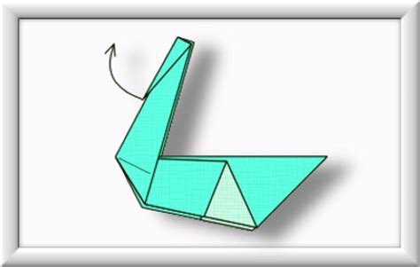 How To Fold A Origami Swan - how to fold a beautiful traditional origami swan 171 delu