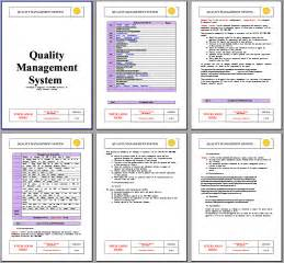 quality assurance manual instant download