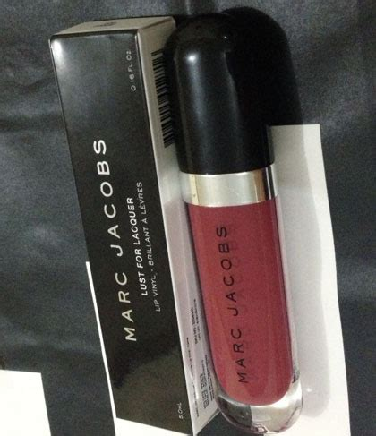 Tas Marc Jacob Seri 839 4 product review lipgloss dengan sensasi mint dingin dari marc