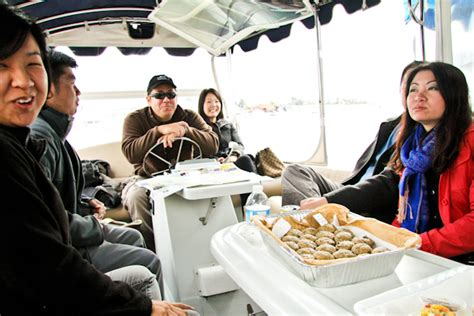 brunch on a boat brunch on a boat snack ideas chef julie yoon