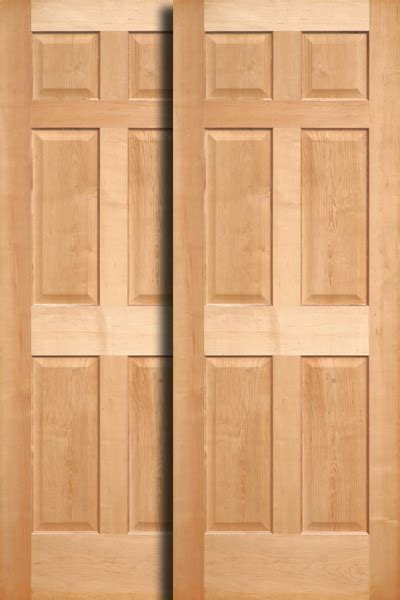 Wood Closet Doors Bypass Doors Sliding Door Pocket Doors