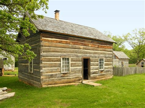 Hewn Log Cabin by Panoramio Photo Of Hewn Log Cabin The Landing