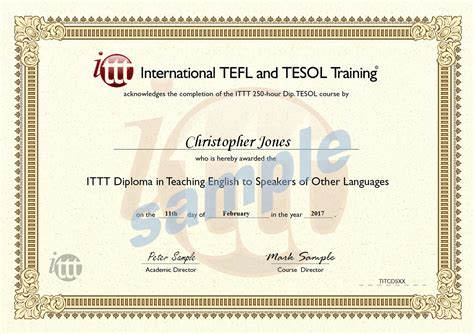 sle certificate of training completion writing a