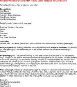 Cover Letter To Volunteer by Best Photos Of Volunteer Cover Letter Template Volunteer