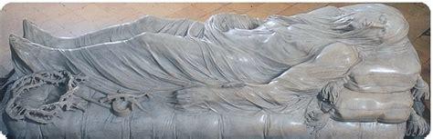sculpture the veiled christ naples cappella sansevero in naples