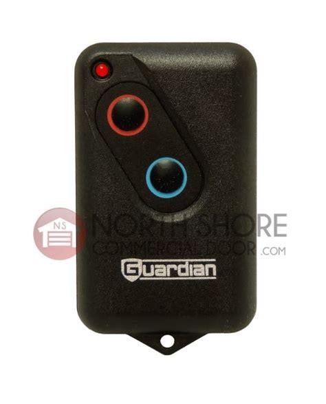 Guardian Garage Door Openers Guardian Gdor2b Two Button Garage Door Remote