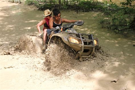 mudding four mudding atv mudding pictures silly boys girls can mud