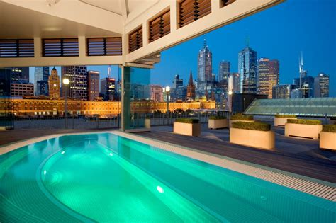 A ROOM WITH A VIEW ? THE LANGHAM, MELBOURNE   Travel with