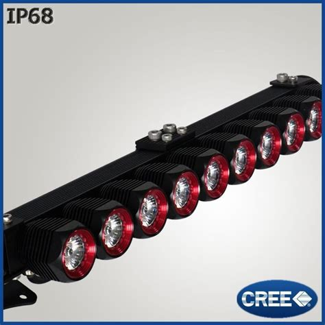 truck mounted work lights heavy impact resistant led lighting bar truck mounted work