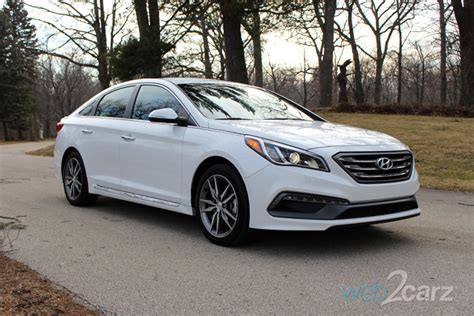 2016 Sonata Review by 2016 Hyundai Sonata Sport 2 0t Review Carsquare