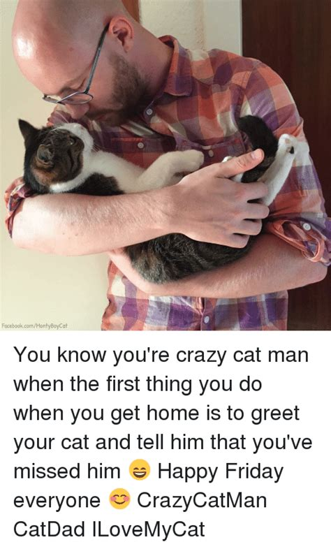 Crazy Cat Man Meme - 25 best memes about happy friday happy friday memes