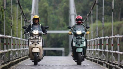 Modifikasi Vespa Adventure by Vespa Sprint Adventure Siap Menjelajah Indonesia
