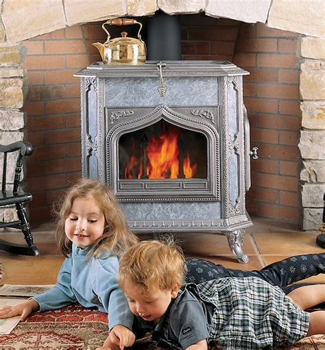 Woodstock Soapstone Fireview - most popular soapstone wood stove