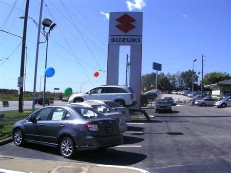Suzuki Dealer Kansas City 5 Best Suzuki Dealers In Kansas City Mo