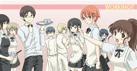 anime working anime 171 myanimecloset
