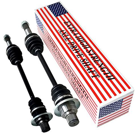 rear left right axle drive shaft cv joint for yamaha